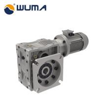 Nuevo diseño personalizado de alta calidad hypoid motorreductor de aluminio