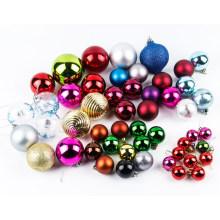 OEM Colorful Christmas Ball Hang for Christmas Tree Decoration