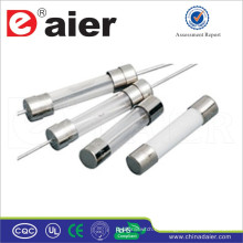Daier 3 * 10 mm 5 * 20 mm 1.6a 250v fusible con cables