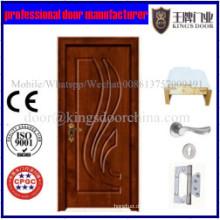 Rabatt Verkauf hohe Qualität günstigen Preis Innen PVC MDF Tür