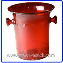 Cubo de hielo plástico promocional venta caliente (R-IC0124)