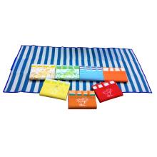 OEM Beach Blanket Picnic Traveling Camping PP Mat