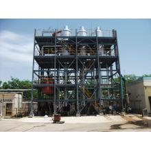 Evaporador aguas residuales