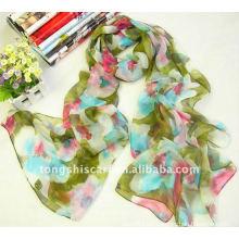 Sale chiffon neck scarves
