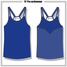Wholesale Custom Women Gym Tank Top Fitness Tank Top