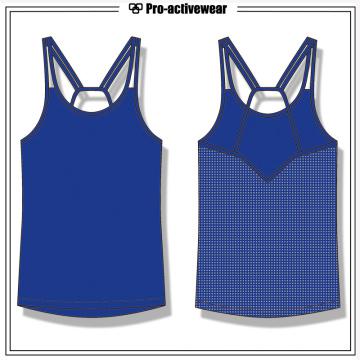 Wholesale Custom Women Gym Tank Top Fitness Tank Top