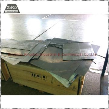 Tôle de tungstène pure-Pur Tungsten Plate-Pur Tungsten Strip-Tungsten Foil