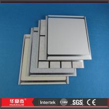 Novos painéis de parede de PVC padrão laminado sistemas de painel de parede do PVC