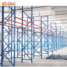 height adjustable heavy duty stackable pallet rack for warehouse