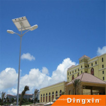4m, 6m, 8m, 10m Pole Twin Arms Solar Lights 30W, 36W, 40W, 50W, 60W, 70W LED Lamp