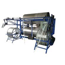 Zipper ironing machine (steam type)
