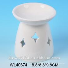 ceramic fragrance oil burner set for home decoration