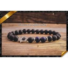 Лучшие качества Hamsa Charms браслеты, серебряные ювелирные изделия моды браслеты (CB048)