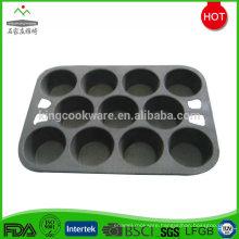Rectangular cast iron cookies baking pan