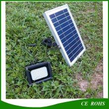 Solar 54 LED Light Control Lumière solaire Lampe solaire Spot Spot Lampes murales Floodlight Outdoor Emergency Flood Light