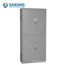 SKH058 Hospital Four-Door Medicine Medical Instrument Cabinet With Lock