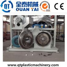 Pulverzier plástico 2 em 1, 400-500kg / Hr que retifica a máquina