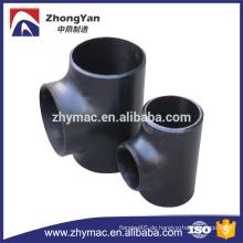 Nahtloses Rohr passend, nahtlose Carbon-Stahl t-Stück Rohrformstück