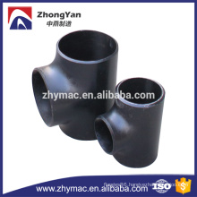 Seamless pipe fitting, Seamless carbon steel tee pipe fitting