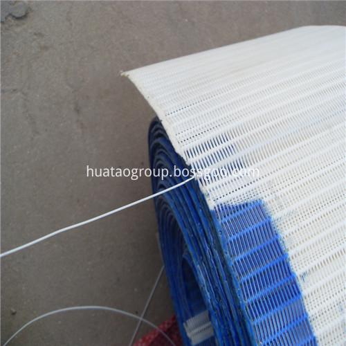 spiral link dryer screen