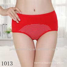 Escritos panty calientes de la señora caliente de la ropa interior del algodón de la venta 1013 del precio bajo