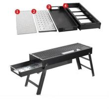Trolley Bbq Grill Barbecue portable