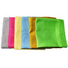 Toalla de microfibra Terry Towel Waffle Kitchen Cloth