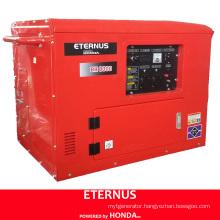 Silent Single-Phase Gasoline Generating Set (BH8000)