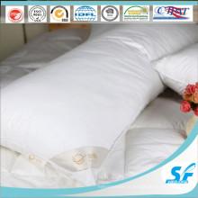 Хлопковая ткань из полого волокна, длинная подушка, вставка, двуспальная кровать, наволочка