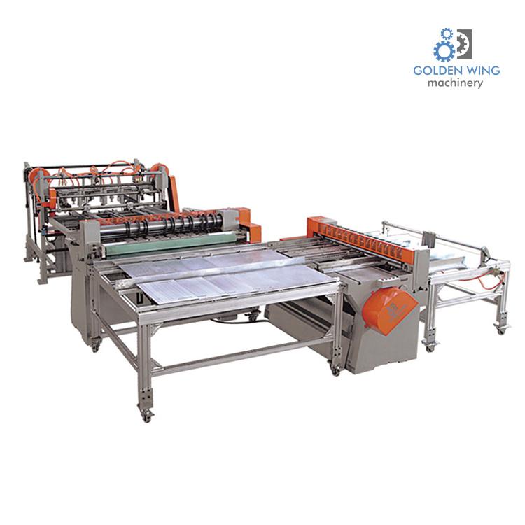 Vollautomatische Schweißmaschine für Blechdose Box Container Body Making Machine Produktionslinie