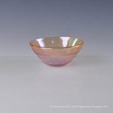 Ion Plating Luxus Glasschale