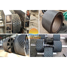 Machine de briquetage de poudre de magnésium / machine de presse de boule