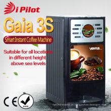 Máquina de café do escritório Máquina de café instantânea esperta
