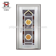 Proveedor de seguridad superior de China diseño de puerta de parrilla de acero inoxidable de alta calidad, puerta de puerta de acero inoxidable