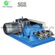 Pompe centrifuge cryogénique à grande capacité de circulation
