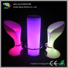LED Bar Glowing Chair