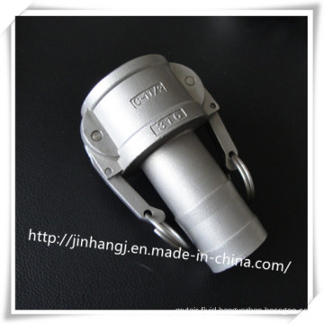 Stainless Steel Type C Quick Connector