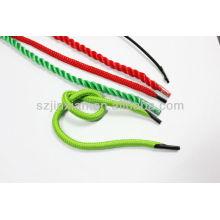 bolso de papel colorido de la manija de la cuerda