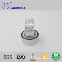 Acondicionamento de tubos de fita adesiva de alta qualidade