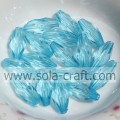 Jewelry Clear Wholesale Bicone faceted decorative acrylic beads