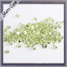 1.5mm Natural Peridot Gemstone for Jewelry