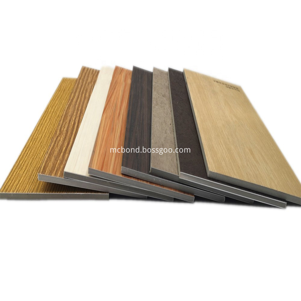 Acp Aluminium Composite Panel Interior Decoration Sandwich 1