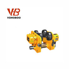 5Ton Electric Trolley for Chain/Wire Rope/Crane Hoist