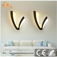 Sala de niños de alta calidad que enciende la lámpara de pared del LED