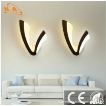 Lámpara de iluminación exquisita de los niños Lámpara de pared cómoda de la protección del medio ambiente