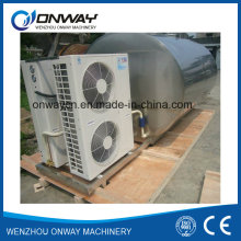 Cow Milking Yourget Machine Milk Cooling Tank Price Refrigeration Milk Tank for Milk Cooler with Cooling System
