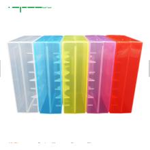Caja de batería recargable 18650 al por mayor con protección