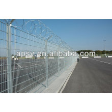 Anti-climb Railway Security and Decorative Wire Mesh Fence