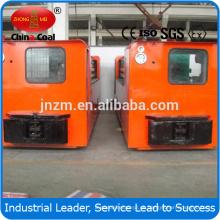 5t flammgeschützte elektrische Batterie Lokomotive für Untertagemine für große Förderung