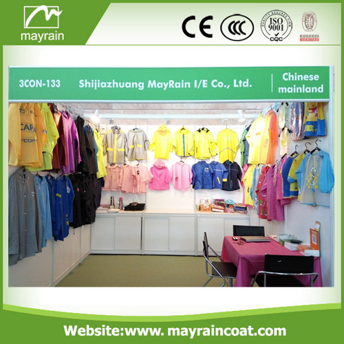0.02 mm Thickness PE Raincoat